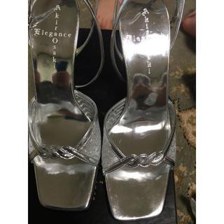 アキラプロダクツ(AKIRA PRODUCTS)のアキラオオサキエレガンス AkiraOsaki Elegance 靴 サンダル (ハイヒール/パンプス)