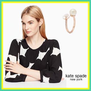 ケイトスペードニューヨーク(kate spade new york)の新品、即発★kate spade ケイトスペード フラワー リング 指輪(リング(指輪))