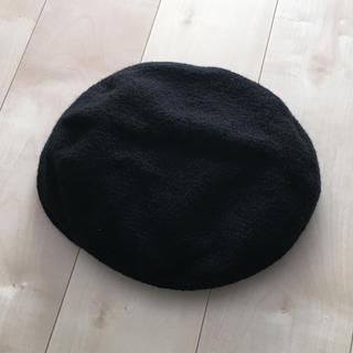 ジルスチュアート(JILLSTUART)の新品★ビッグベレー帽★ジルスチュアート(ハンチング/ベレー帽)