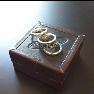 ユナイテッドアローズ(UNITED ARROWS)のインディアンジュエリー ナバホ族 ルイスヒル 3連リング(リング(指輪))