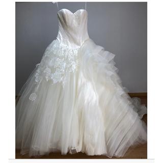 ヴェラウォン(Vera Wang)のVera Wang LARA US6 ウェディングドレス(ウェディングドレス)