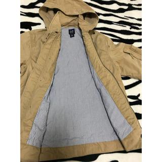 ギャップ(GAP)のGAP 薄手のコート150cm ベージュ(ジャケット/上着)