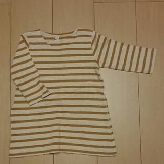 ムジルシリョウヒン(MUJI (無印良品))の子供服*女の子*100*チュニック(ワンピース)