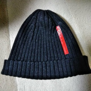 プラダ(PRADA)のプラダ・ニット帽(ニット帽/ビーニー)