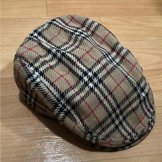 バーバリー(BURBERRY)のともりん様専用 Burberry ハンチング メンズ(ハンチング/ベレー帽)
