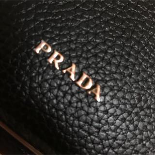 プラダ(PRADA)の送料込!SALE中😻PRADA財布 ブラック 長財布(財布)