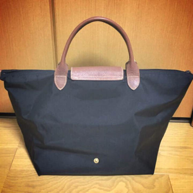 fc7c8b6cf007 LONGCHAMP - ロンシャン プリアージュトート☆黒Mサイズの通販 by tokuco ...