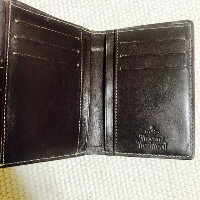 Vivienne Westwood(ヴィヴィアンウエストウッド)のmochi様専用 GUCCI リング ヴィヴィアンウエストウッド 二つ折り財布 レディースのファッション小物(財布)の商品写真