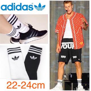 アディダス(adidas)のレディース 新品 adidas originals 靴下/ソックス 2P(ソックス)