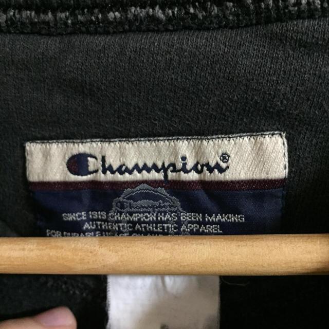 Champion(チャンピオン)のチャンピオン  スウェット トレーナー グレー ビッグシルエット 古着 メンズのトップス(スウェット)の商品写真