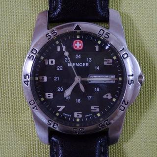 ウェンガー(Wenger)の【再値下】WENGER ウェンガー 腕時計 096.0935(腕時計(アナログ))