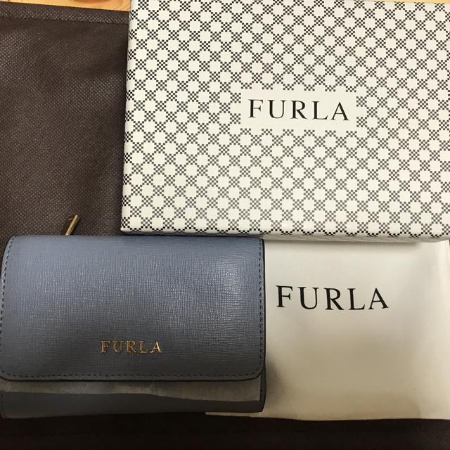 661dbd22a1dd Furla - 【とらみねこ様】【未使用】FURLA バビロン S トリフォールド ...