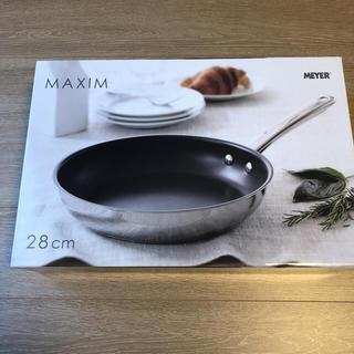 マイヤー(MEYER)のMEYER(マイヤー) フライパン28cm(鍋/フライパン)