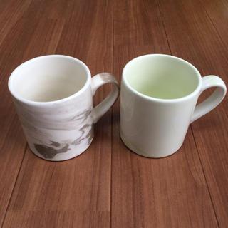 イデー(IDEE)の【ma-mun様用】IDEE ペアマグカップ(グラス/カップ)