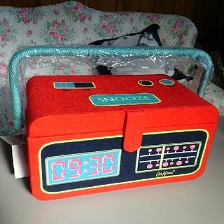 キャスキッドソン(Cath Kidston)のキャスキッドソン ソーイングボックス 裁縫箱 アラームラジオ型(その他)