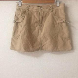 マークジェイコブス(MARC JACOBS)のマークジェイコブス コードュロイ ミニスカート  (ミニスカート)
