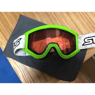 スワンズ(SWANS)のSWANS スワンズ スキー スノーボード ゴーグル キッズ(ウエア/装備)