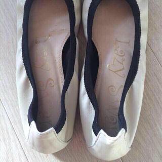 Lazy swan日本製バレーシューズ レディースの靴/シューズ(ハイヒール/パンプス)