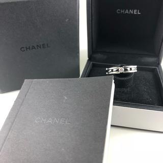 シャネル(CHANEL)のおススメ❣️CHANEL ウルトラ ダイヤモンドリング(リング(指輪))