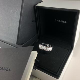 シャネル(CHANEL)の🆕CHANEL ウルトラ フルダイヤモンド リング(リング(指輪))