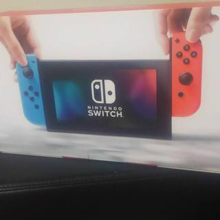 ニンテンドースイッチ(Nintendo Switch)の任天堂switch(Tシャツ/カットソー(半袖/袖なし))