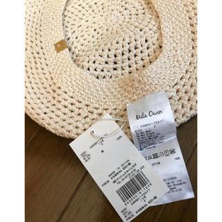 ミラオーウェン(Mila Owen)の新品タグ付き♡Mila owen ベレー帽(ハンチング/ベレー帽)