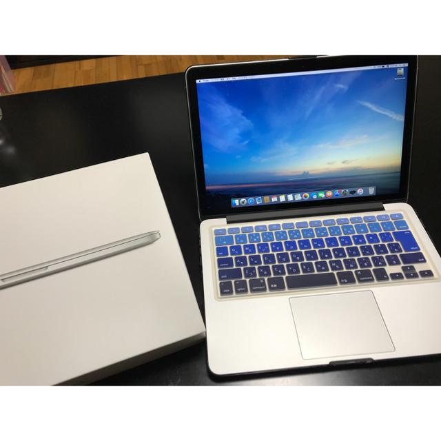 Mac (Apple)(マック)のYudai yoshida様専用12/16まで取り置き スマホ/家電/カメラのPC/タブレット(ノートPC)の商品写真