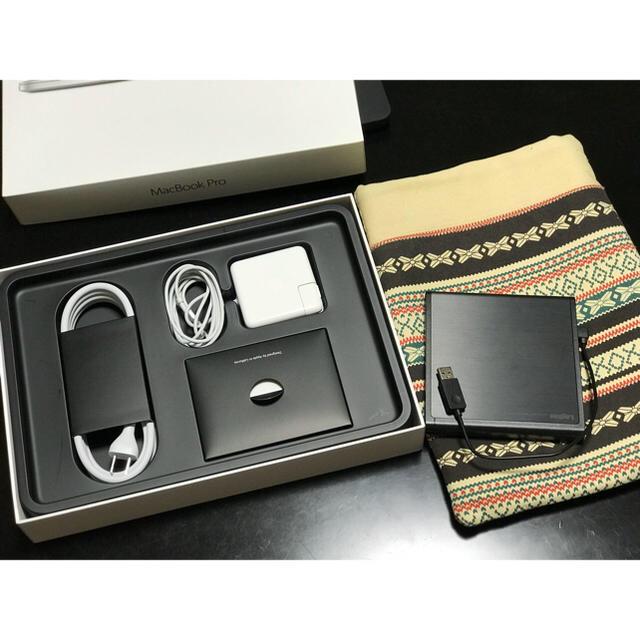 Mac (Apple)(マック)のもく様専用 MacBook スマホ/家電/カメラのPC/タブレット(ノートPC)の商品写真