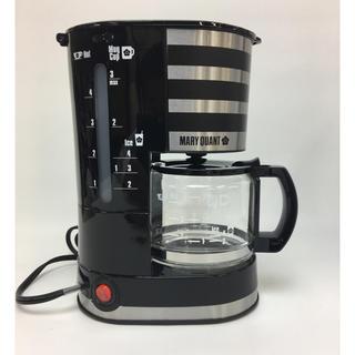 マリークワント(MARY QUANT)のマリークワント オリジナルコーヒーメーカー(コーヒーメーカー)