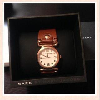 マークバイマークジェイコブス(MARC BY MARC JACOBS)の♡7/21までお取り置き♡(腕時計)