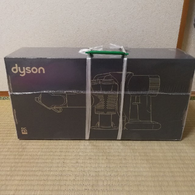 Dyson(ダイソン)のダイソンコードレスクリーナー スマホ/家電/カメラの生活家電(掃除機)の商品写真