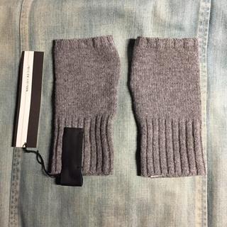 パトリックステファン(PATRICK STEPHAN)の新品未使用  PATRIC STEPHAN アームカバー パトリックステファン(手袋)