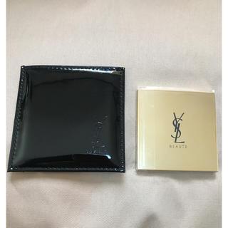 イヴサンローランボーテ(Yves Saint Laurent Beaute)のhhh29様専用      YSL✳︎ケース付ミラー(ミラー)