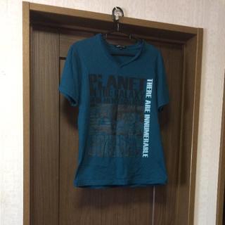 シマムラ(しまむら)のメンズシャツ(Tシャツ/カットソー(半袖/袖なし))