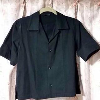 ヨウジヤマモト(Yohji Yamamoto)のヨウジヤマモト 半袖シャツ(シャツ/ブラウス(半袖/袖なし))