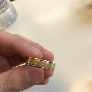 ルイヴィトン(LOUIS VUITTON)の指輪(リング(指輪))