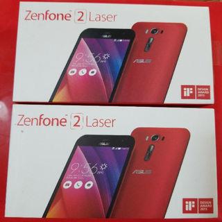 エイスース(ASUS)のZenFone 2 laser ZE500KL 箱と付属品(その他)