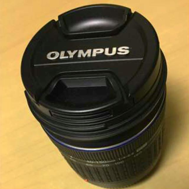 OLYMPUS(オリンパス)のOLYMPUS 望遠レンズ スマホ/家電/カメラのカメラ(レンズ(ズーム))の商品写真