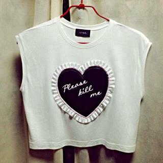 ジーヴィジーヴィ(G.V.G.V.)のG.V.G.V. 2014ss Tシャツ(Tシャツ(半袖/袖なし))
