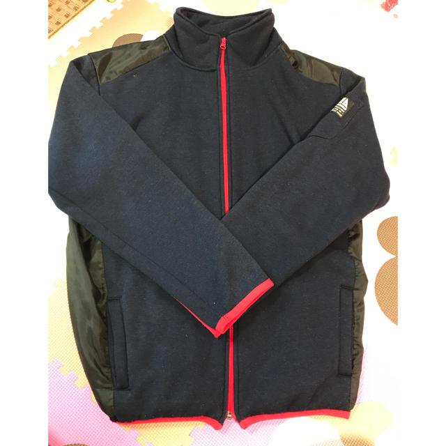 寅壱(トライチ)の美品 寅壱内側ボアアウター 3L 濃紺 メンズのジャケット/アウター(その他)の商品写真