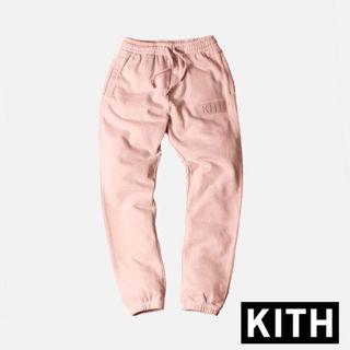 シュプリーム(Supreme)の【定価以下】KITH Monday Program スウェット ピンク(その他)