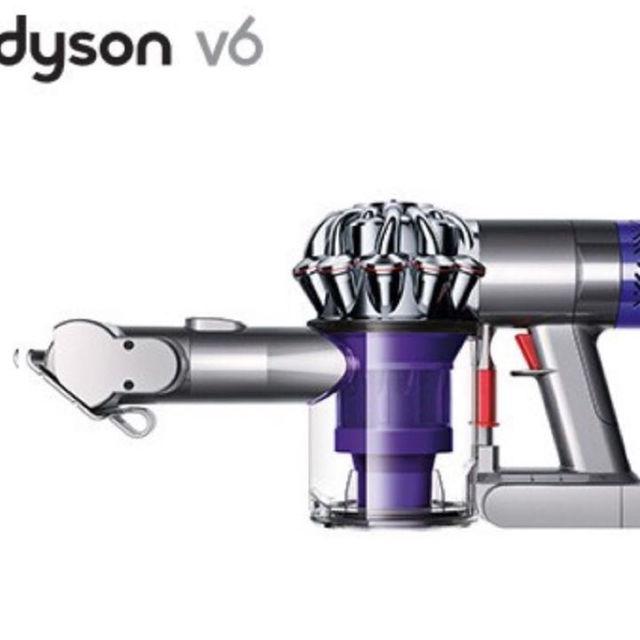 Dyson(ダイソン)の《新品》dyson V6 TRIGGER EXTRA スマホ/家電/カメラの生活家電(掃除機)の商品写真