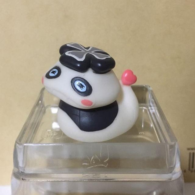 妖怪ウォッチ 指人形 ソフビツチノコパンダの通販 By 在庫整理の為