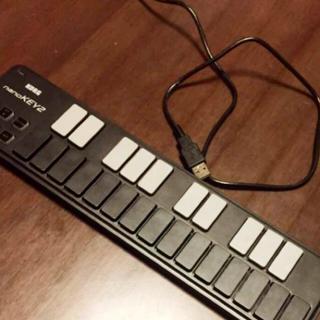 《値下げ》MIDIキーボード(MIDIコントローラー)