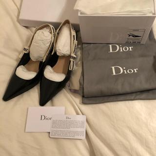 ディオール(Dior)の◆期間限定出品◆Dior ディオール パンプス ヒール 新品未使用(ハイヒール/パンプス)