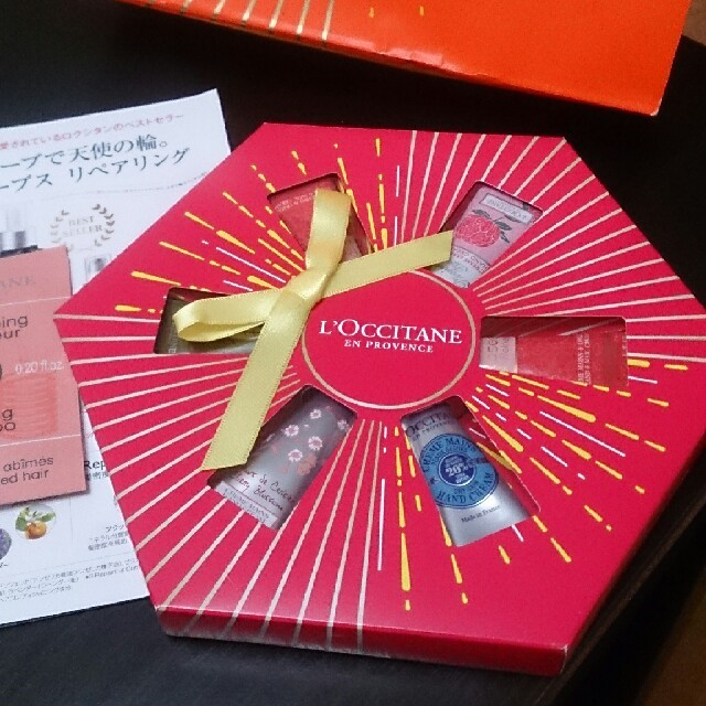 Loccitane gift in love gift in love negle Images