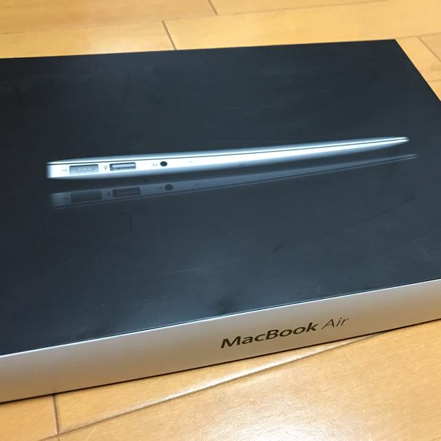 Mac (Apple)(マック)の【かかしさん専用】Macbook Air 11 256GB/4GB 2011 スマホ/家電/カメラのPC/タブレット(ノートPC)の商品写真