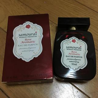 サムライ(SAMOURAI)のサムライウーマン プレミアム オードパルファム 50mL(香水(女性用))