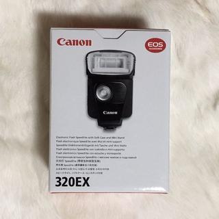 キヤノン(Canon)のCANONスピードライト320EX(ストロボ/照明)