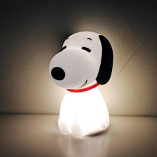 スヌーピー(SNOOPY)のスヌーピー  LEDルームライト(フロアスタンド)